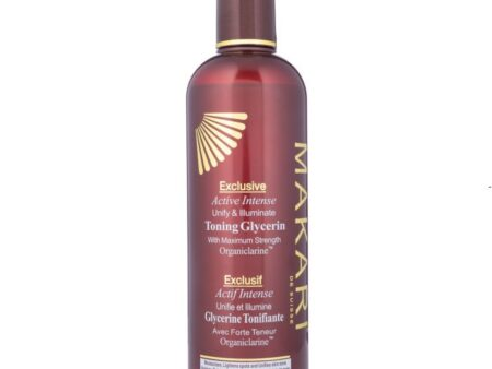 Makari Exclusive Tone Boosting Body Glycerin